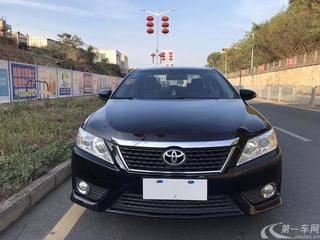 丰田凯美瑞 2.5L 自动 豪华版
