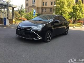丰田卡罗拉 双擎 1.8L 自动 豪华版改款