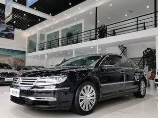大众辉腾 [进口] 2012款 3.6L 自动 汽油 尊享定制型