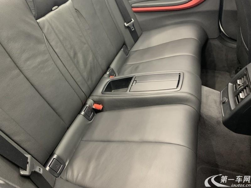 宝马4系敞篷 420i [进口] 2015款 2.0T 自动 限量版