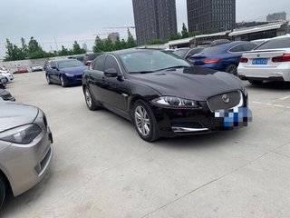捷豹XF 2.0T 自动 风华版Sportbrake