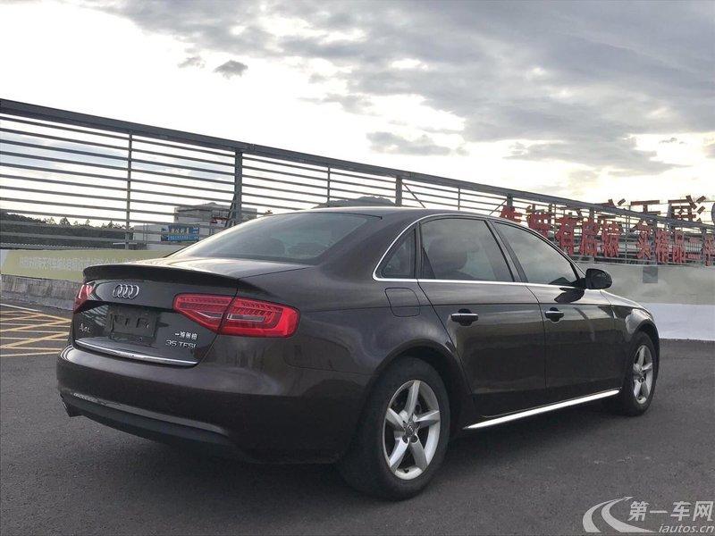 奥迪A4L 2016款 2.0T 自动 标准型 (国Ⅴ)