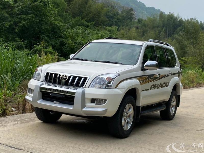 丰田普拉多 VX 2006款 4.0L 自动 四驱 (国Ⅲ带OBD)
