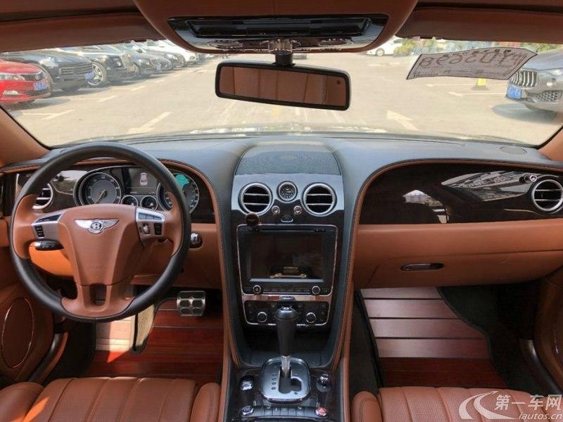 宾利飞驰 [进口] 2016款 4.0T 自动 标准版