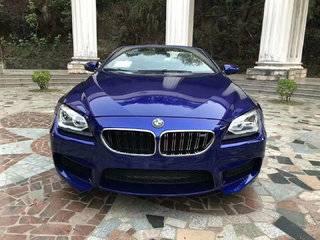 宝马M6 Gran-Coupe