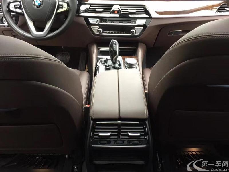 宝马5系 525Li 2018款 2.0T 自动 汽油 豪华套装 (国Ⅵ)