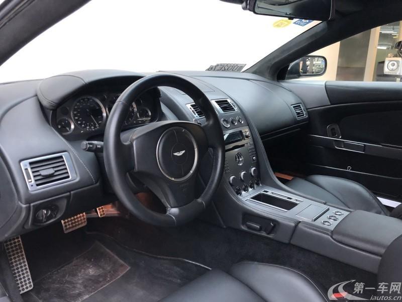 阿斯顿马丁DB9 [进口] 2004款 6.0L 手动 Coupe