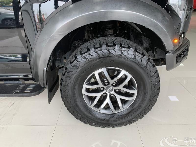 福特F150 [进口] 2018款 3.5T 自动 汽油 SuperCrew性能劲化版 (欧Ⅴ)