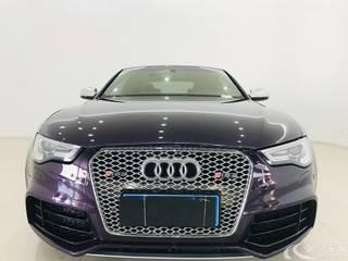 奥迪RS5 Coupe 4.2L 自动 特别版