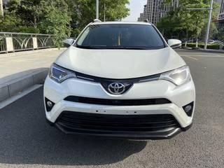 丰田RAV4 荣放 2.0L 自动 风尚版