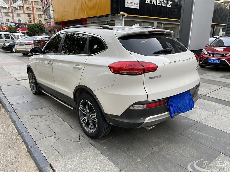 长丰猎豹CS10 2016款 2.0T 手动 风尚型 (国Ⅳ)