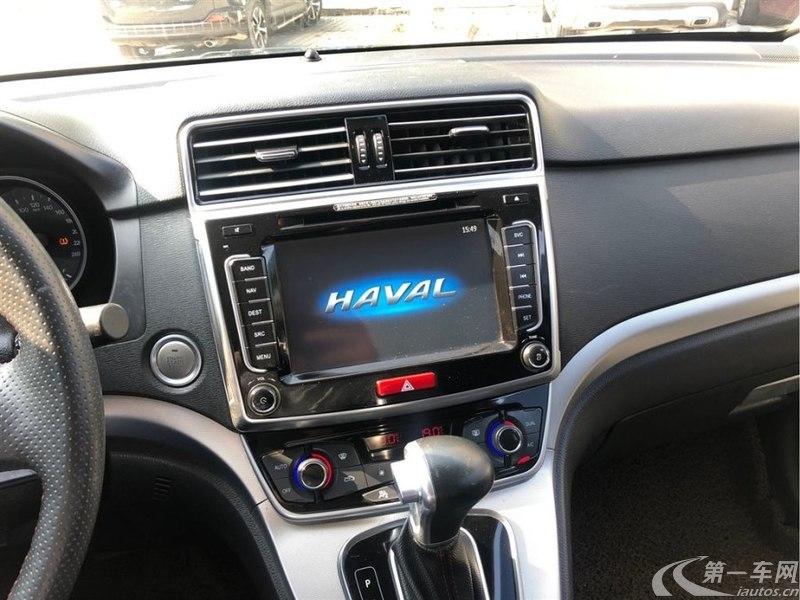 长城哈弗H6 2017款 1.5T 自动 前驱 运动版豪华型 (国Ⅴ)