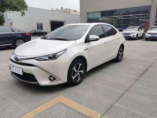 丰田1.8L 自动 豪华版