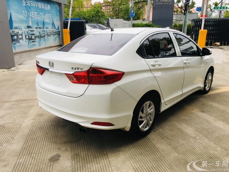 本田飞度 2016款 1.5L 自动 5门5座两厢车 领先型 (国Ⅴ)