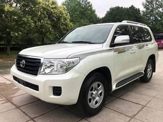 丰田4000 4.0L 自动 丐版中东版平行进口