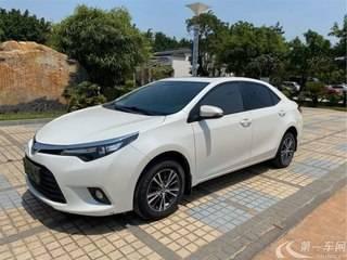 丰田雷凌 1.6L 自动 G精英版