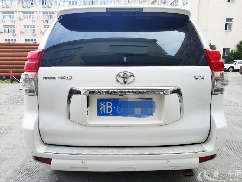 丰田2010款 4.0L 自动 四驱 VX-NAVI (国Ⅳ)