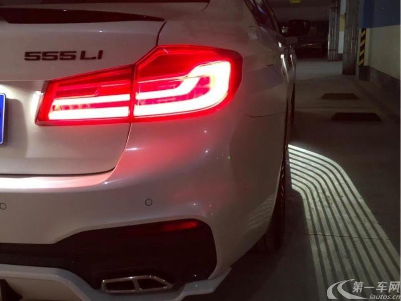 宝马530Li 2018款 2.0T 自动 汽油 尊享型M运动套装改款 (国Ⅵ)