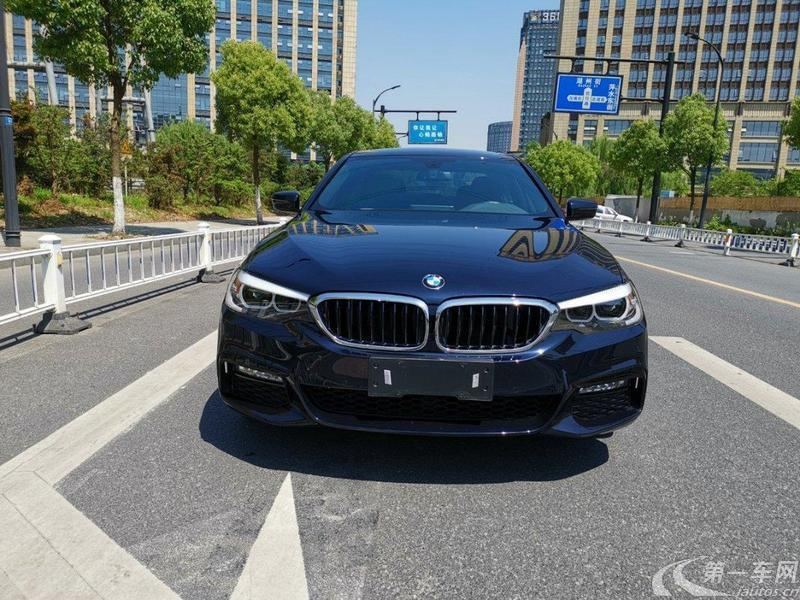 宝马525Li 2019款 2.0T 自动 汽油 M运动套装 (国Ⅴ)