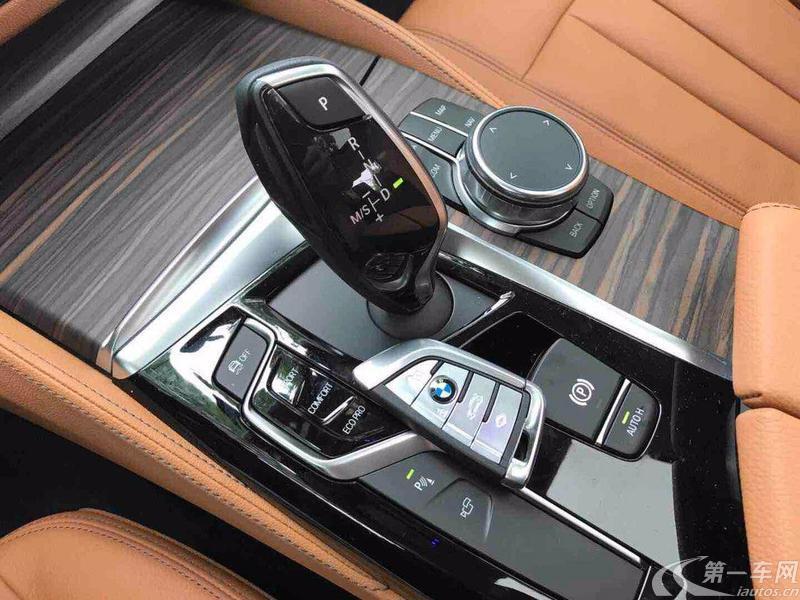 宝马530Li 2018款 2.0T 自动 汽油 xDrive豪华套装改款 (国Ⅴ)
