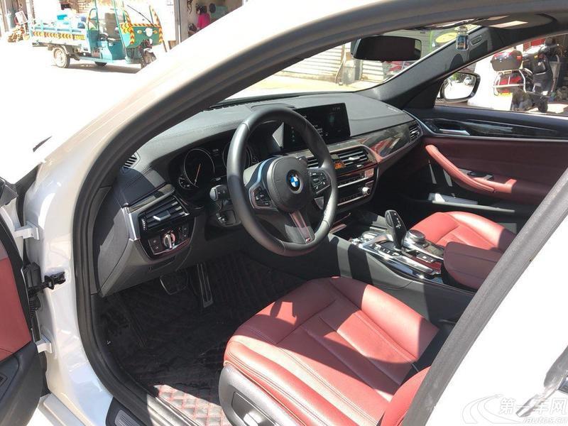 宝马5系 530Li 2018款 2.0T 自动 汽油 尊享型M运动套装改款 (国Ⅵ)