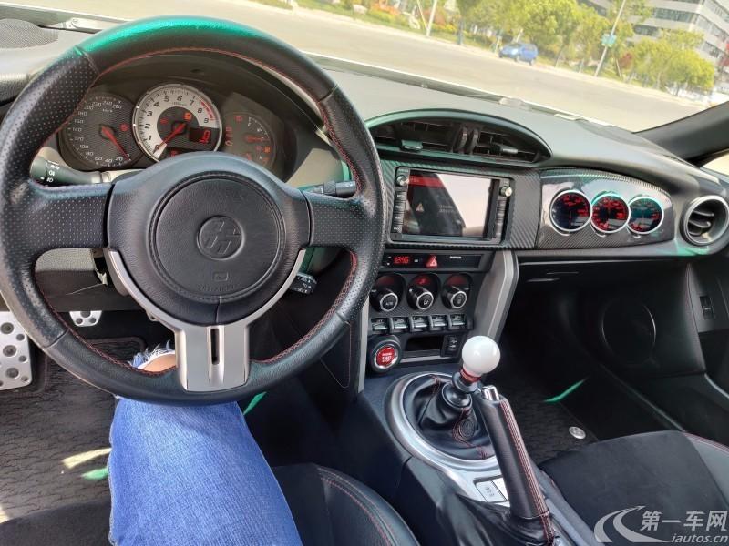 丰田86 [进口] 2014款 2.0L 手动 豪华版