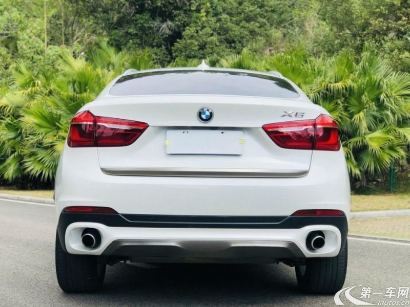 宝马X6 28i [进口] 2015款 2.0T 自动 四驱 汽油