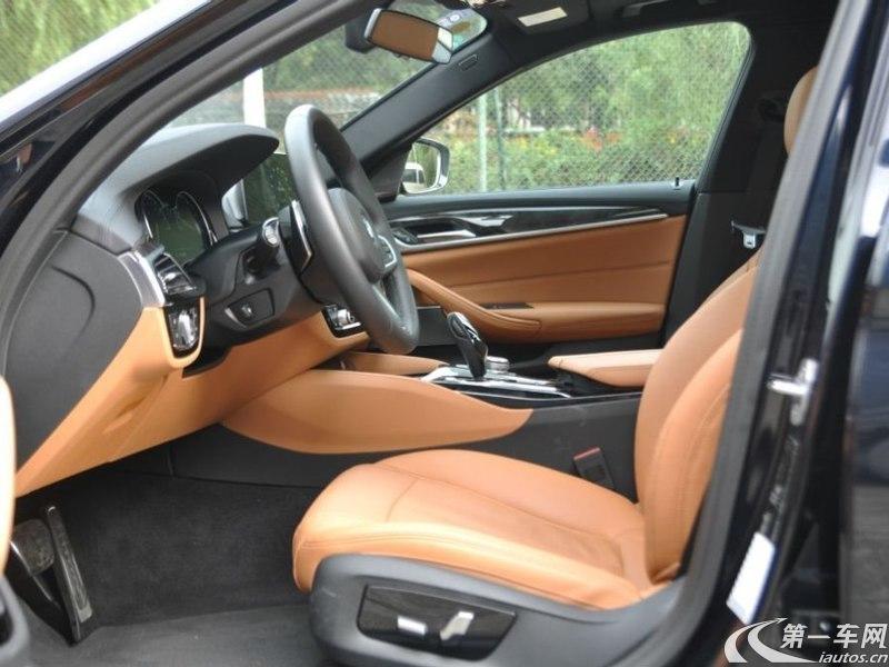 宝马530Li 2018款 2.0T 自动 汽油 领先型M运动套装改款 (国Ⅵ)