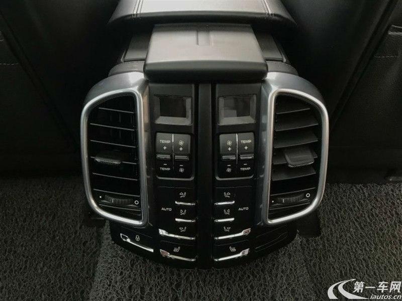 保时捷Cayenne [进口] 2010款 3.0T 自动 四驱 柴油