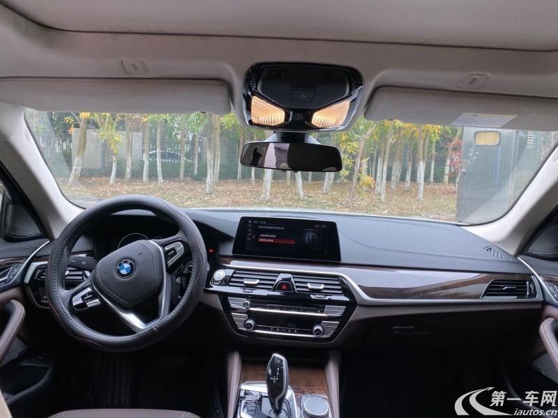 宝马5系 525Li 2019款 2.0T 自动 汽油 M运动套装 (国Ⅴ)