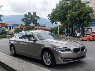 宝马5系 523Li 2.5L 自动 豪华型