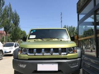 北京汽车40L 2.3T 自动 越野版