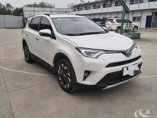 丰田RAV4 荣放 2.5L 自动 尊贵版