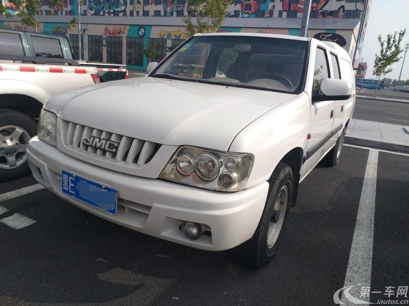 江铃宝典 2009款 2.8T 手动 柴油 LX (国Ⅲ)