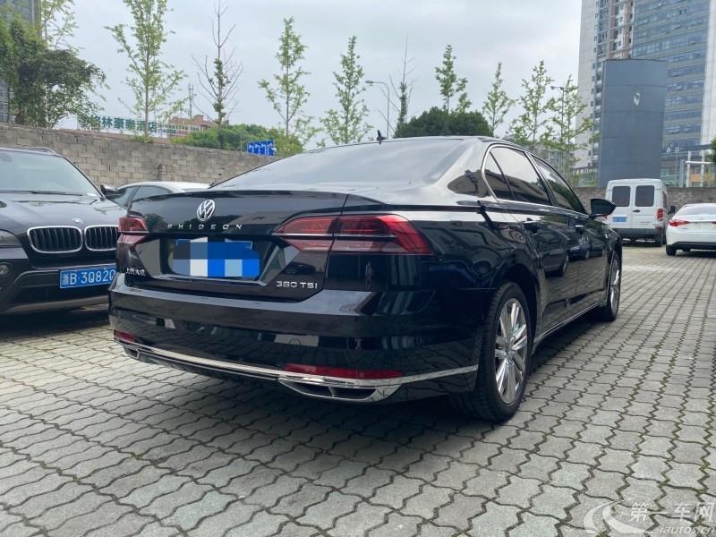 大众辉昂 2018款 2.0T 自动 改款380TSI豪华旗舰版 (国Ⅴ)