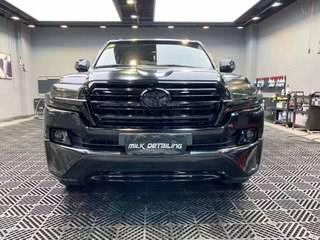 丰田4500 4.5T 自动 GX-R中东版平行进口