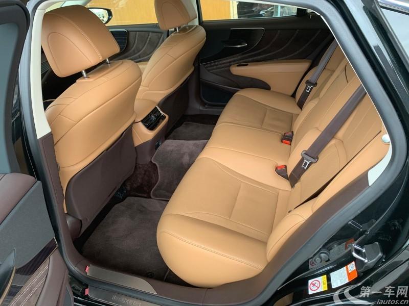 雷克萨斯LS 350 [进口] 2018款 3.5L 自动 豪华版