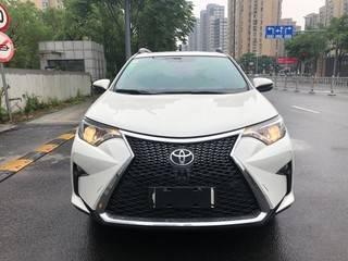 丰田RAV4 荣放 2.0L 自动 智尚版