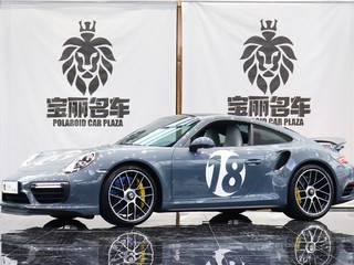 保时捷911 3.8T 自动 Turbo-S