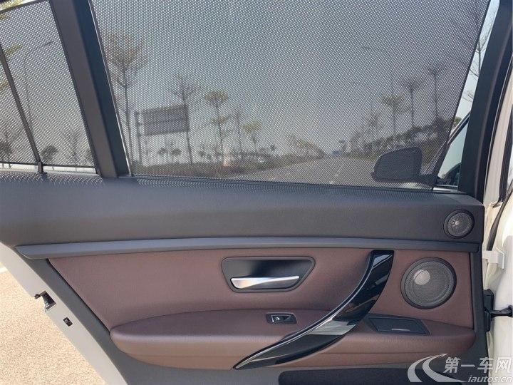 宝马3系 320i 2018款 2.0T 自动 汽油 M运动套装 (国Ⅴ)