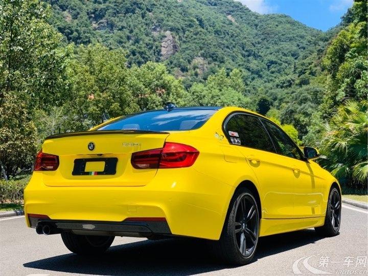 宝马3系 320Li 2019款 2.0T 自动 汽油 M运动曜夜版 (国Ⅵ)