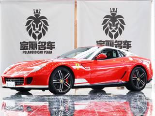 法拉利599 6.0L 自动 GTB-Fiorano