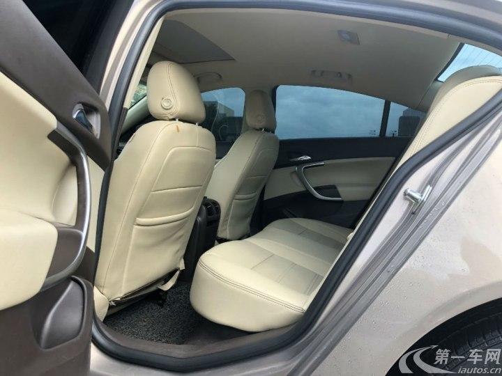 别克2011款 2.4L 自动 舒适版 (国Ⅳ)
