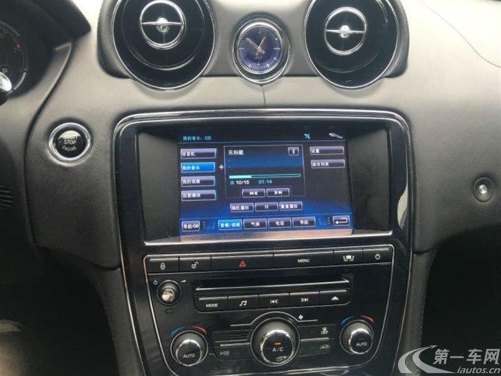捷豹XJ L [进口] 2012款 3.0L 自动 汽油 伦敦限量版