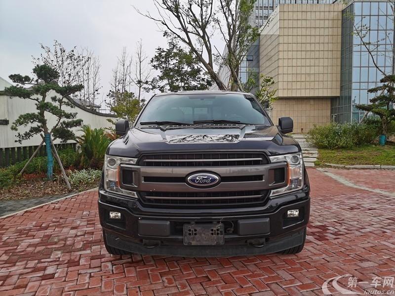 福特[进口] 2019款 3.5T 自动 汽油 XLT加规版平行进口
