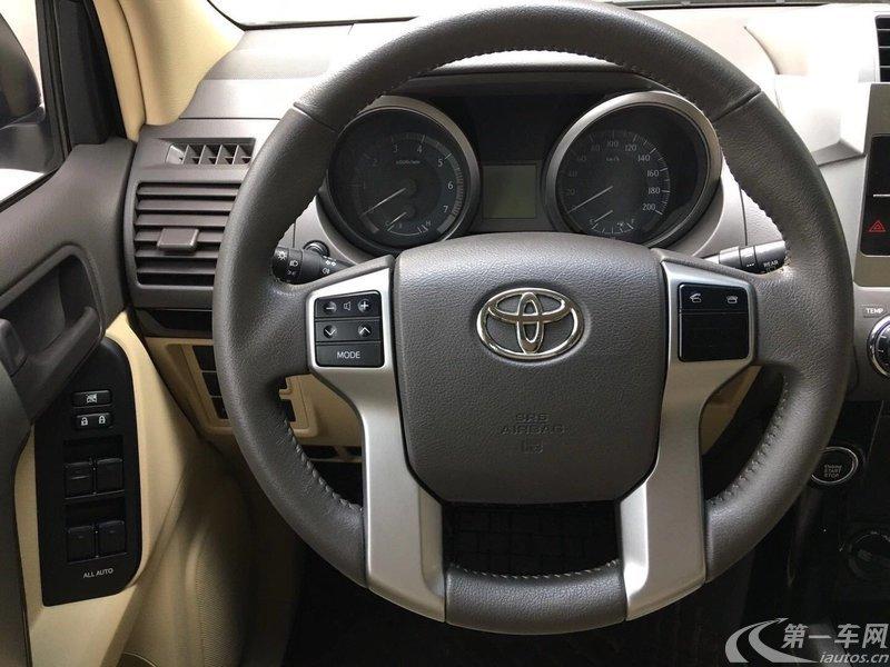 丰田普拉多 2700 [进口] 2017款 2.7L 自动 四驱 VX外挂中东版平行进口 (欧Ⅴ)