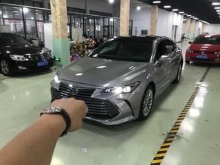 丰田2.5L 自动 Touring尊贵版