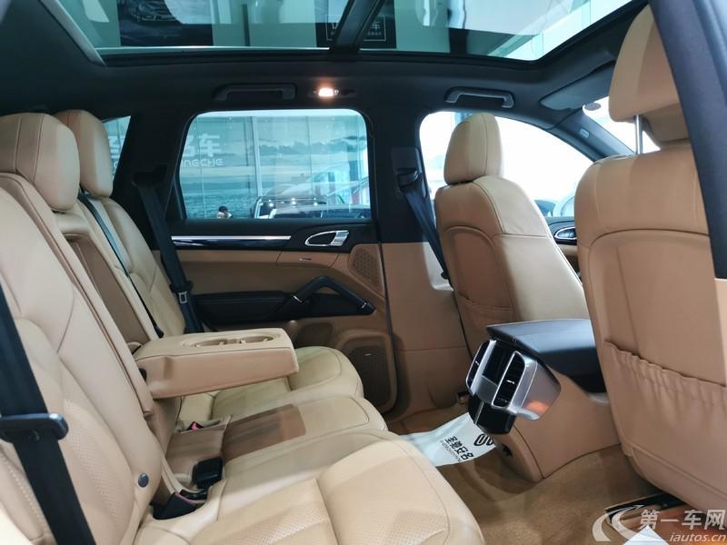 保时捷Cayenne [进口] 2015款 3.0T 自动 四驱 汽油