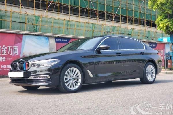 宝马5系 530Li 2019款 2.0T 自动 汽油 领先型M运动套装改款 (国Ⅵ)