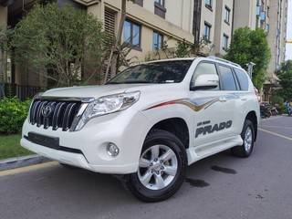 丰田普拉多 2700 2.7L 自动 TX外挂中东版平行进口